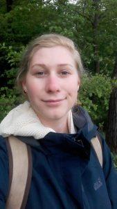 Teammitglied Lia Bagby