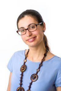 Teammitglied Lydia Schadlofsky